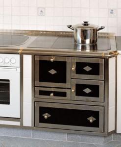 Cucine A Legna E Gas Combinate Prezzi. Lacunza Cucine With Cucine A ...