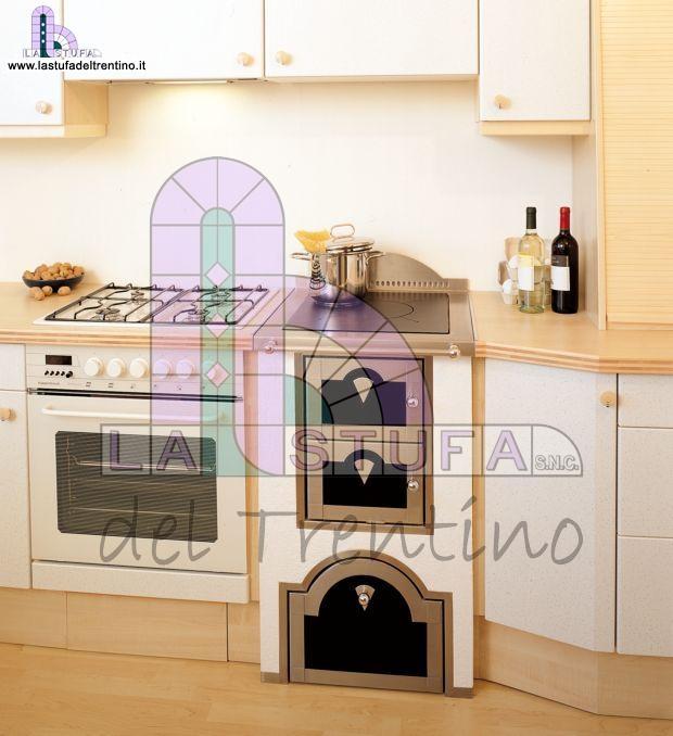 61 cucina a legna stufa del trentino - Cucina economica a legna leroy merlin ...