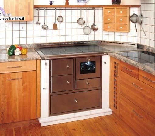 Cucine Usate Trento.81 Cucina A Legna Stufa Del Trentino