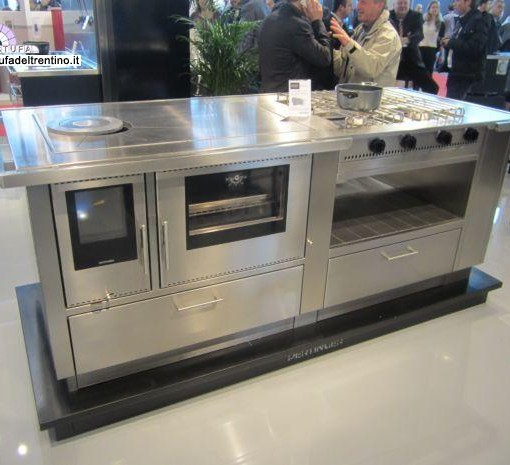 Beautiful cucina a legna e gas photos home ideas - Cucine economiche a gas ...